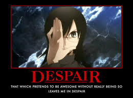 Despair | Demotivational Posters | Know Your Meme via Relatably.com