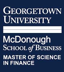 georgetown finance resume georgetown master in finance program masters in finance hq georgetown master in finance program masters in finance hq