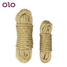Оло 5 м 10 м SM <b>Связывание веревка</b> мягкая <b>хлопковая веревка</b> ...