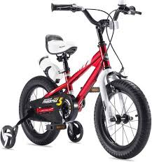 RoyalBaby <b>Boys Girls Kids Bike</b> BMX Freestyle 2 Hand Brakes ...
