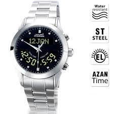 Часы с мусульманским азаном 6102 мм 32 мм нержавеющая ...