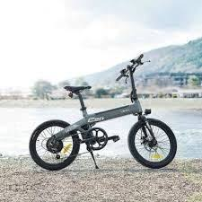 <b>Original Xiaomi HIMO</b> C20 10AH Electric Moped Bicycle 25KM Per ...
