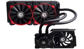 <b>ID</b>-<b>Cooling</b> выпускает гибридный <b>кулер FrostFlow</b> 240G для ...