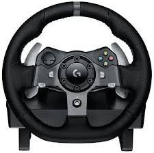 <b>Руль Logitech G920 Driving</b> Force [941-000123] - купить со скидкой ...