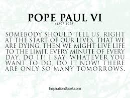 Pope Paul VI   Thanks for visiting via Relatably.com