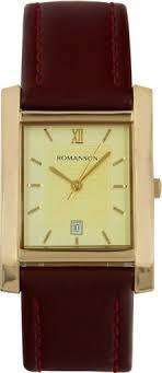 <b>Romanson</b> Adel <b>TL0226SXG GD</b> - купить <b>часы</b> по цене 0 рублей ...