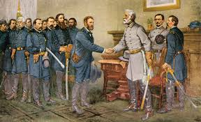 civil war booklet com terms of surrender