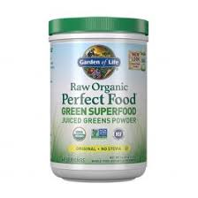 Garden of Life <b>RAW Organic Perfect</b> Food Green Superfood ...