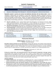 executive resume samples images about best executive senior cover letter executive resume samples images about best executive senior logistics and supply chain sampledirector level