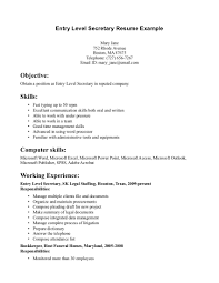 good resume objectives for dental assistants cipanewsletter exciting medical assistant objective resume brefash