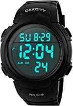 Waterproof Watches for Men - Amazon.com
