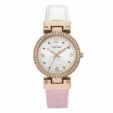 Женская <b>Caravelle New York</b> кожаный ремешок наручные <b>часы</b> ...