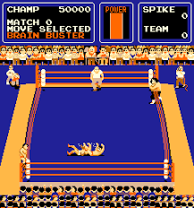 The Big Pro Wrestling (Mame)