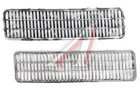 <b>Дефлектор капота</b> ВАЗ-2106 <b>хромированный</b> комплект - 2103 ...