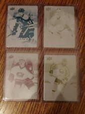 <b>Columbus Blue Jackets Printing</b> Plate Ice Hockey Trading Cards for ...