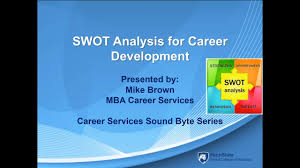 swot analysis for career development on vimeo