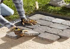 resolution laying patio blocks pavers lovely how to lay patio blocks  laying a paver patio laying a paver pa