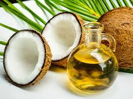 Image result for aceite de coco, miel pura, sal marina