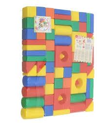 Кубики <b>Крошка Я</b> Строительный <b>набор</b> 1207028 — купить по ...