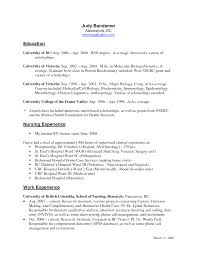 sample resume out experience cover letter strong words how sample resume out experience cover letter bsn resume sample nurse cover letter resume nurse bsn registered