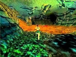 ���� ����������� ������ �� ������� Tomb Raider 3 ps1 ���� 45 ����