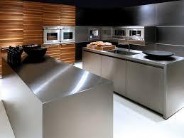 kitchen island integrated handles arthena varenna: bulthaup b stainless steel kitchen prodotti  reldaeabebded bulthaup b stainless steel kitchen