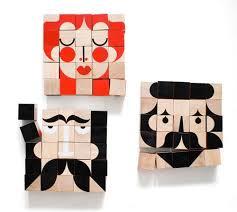 FaceMaker | <b>Wooden blocks toys</b>, Modular toys, Toy blocks