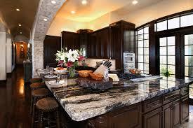 countertops dark wood kitchen islands table:  ideas for granite kitchen island design