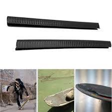 <b>2Pcs</b>/<b>pack</b> U Shape Skateboard Bumper Protect Tools <b>Outdoor</b> ...