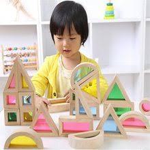Best value <b>Coloured Wooden</b> Blocks – Great deals on <b>Coloured</b> ...