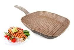 Квадратная сковорода (<b>сковородка</b>) <b>гриль</b>, купить квадратную ...