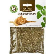 <b>Деревенские лакомства кошачья мята</b>, 15 г купить по цене 165.0 ...