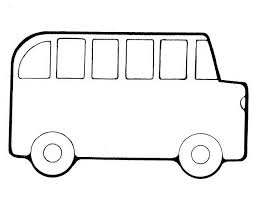 Small Picture Printable School Bus Coloring Page For Free