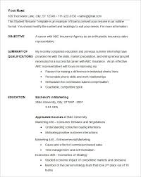 basic resume template –    free samples  examples  format    basic resume template example  free download