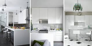 beautiful white kitchen cabinets:  best white kitchens design ideas pictures of white kitchen decor elledecorcom