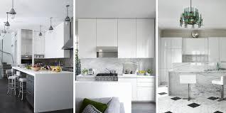 beautiful white kitchen cabinets:  best white kitchens design ideas pictures of white kitchen decor elledecorcom