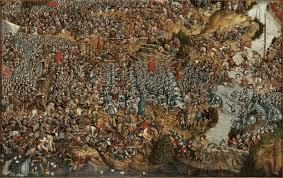 La bataille d'Orcha.