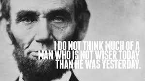 25 Motivational and Inspiring Abraham Lincoln Quotes - WittyStory via Relatably.com