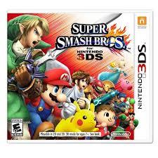 <b>Super Smash</b> Bros <b>Nintendo 3DS</b> : Target