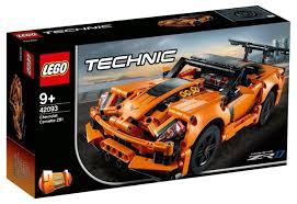 <b>Конструктор LEGO Technic</b> 42093 Шевроле Корветт ZR1 ...