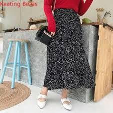 <b>Autumn Winter</b> Sashes High Waist Women Skirt Plaid Elegant A ...