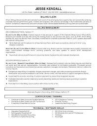 billing clerk resume   cover letter examplebilling clerk resume billing clerk resume sample best sample resume billing clerk resume sample