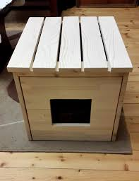 cat litter box cover cat house cat litter box cabinet made of recycled spruce cat litter box cabinet