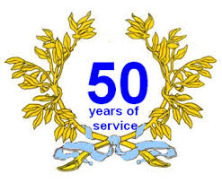 Image result for celebrating 50 years