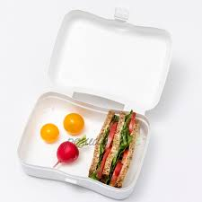 <b>Ланч</b>-<b>бокс</b> из полипропилена <b>Basic</b> 16 см белый серия Для кухни ...