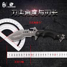 # # Han Road reaper <b>special warfare</b> tactical knife outdoor knife ...