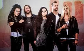 Escucha ya la nueva canción de <b>Evanescence, 'The</b> Game is Over'