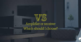 Amplifier or <b>Receiver</b> - Which Should I Choose? | Cambridge Audio