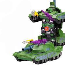 <b>Радиоуправляемый трансформер</b> танк, стреляющий присосками ...