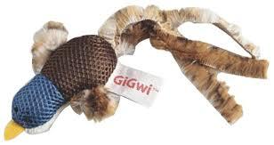 <b>Игрушка</b> для кошек <b>GiGwi Cat Toys</b> Птичка (75097) — купить по ...